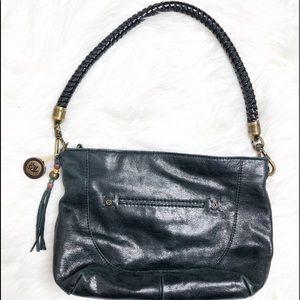 The Sak INDIO Demi Shoulder leather handbag